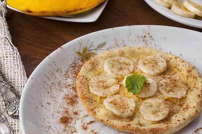 Esfiha banana