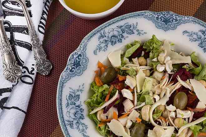 Salada Barak
