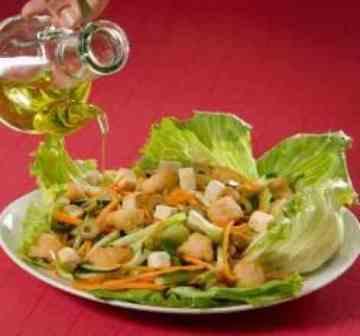 Salada China House Frango