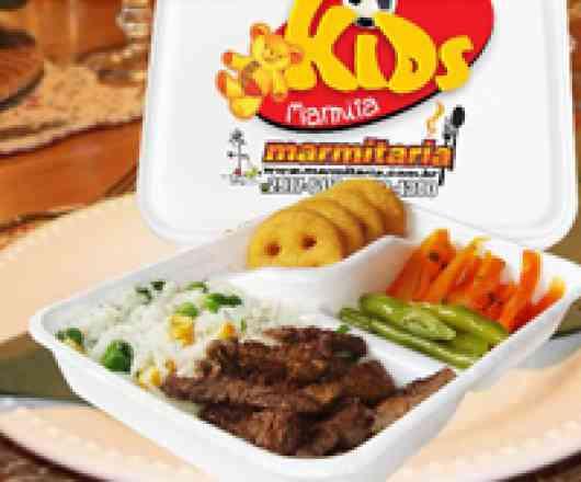Marmita Kids - Filé de Frango