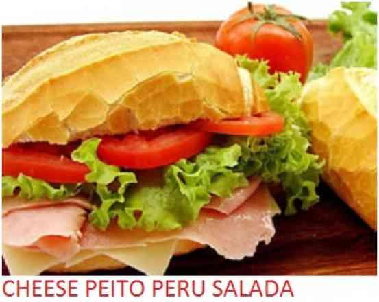 Cheese Peito De Peru