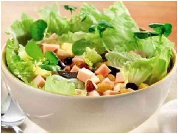 Salada New Burguer