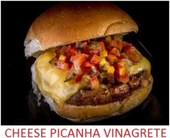 Cheese Picanha