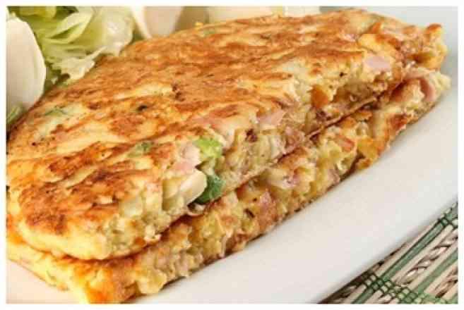 Omelete Misto