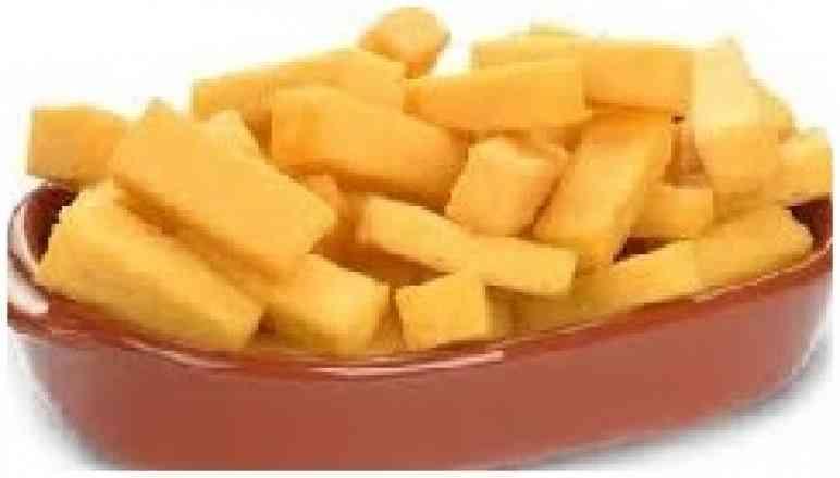Porção De Polenta Frita (Meia Porção)