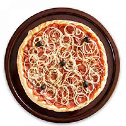Pizza de Calabreza (família)