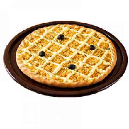 Pizza de Frango com Catupiry (brotinho)