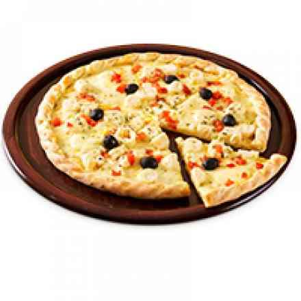 Pizza de Palmito (brotinho)