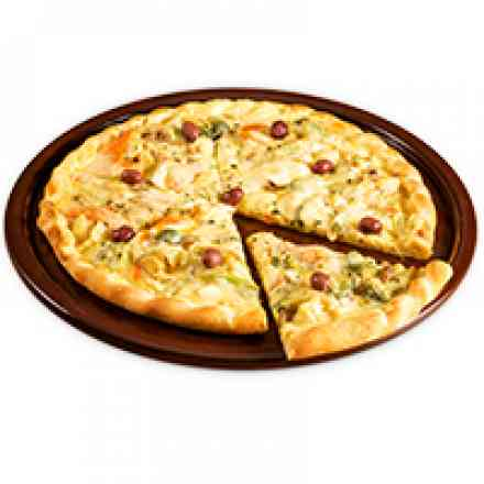 Pizza de Yakissoba (brotinho)