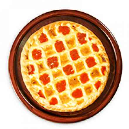 Pizza Romeu e Julieta e Juliene (brotinho)