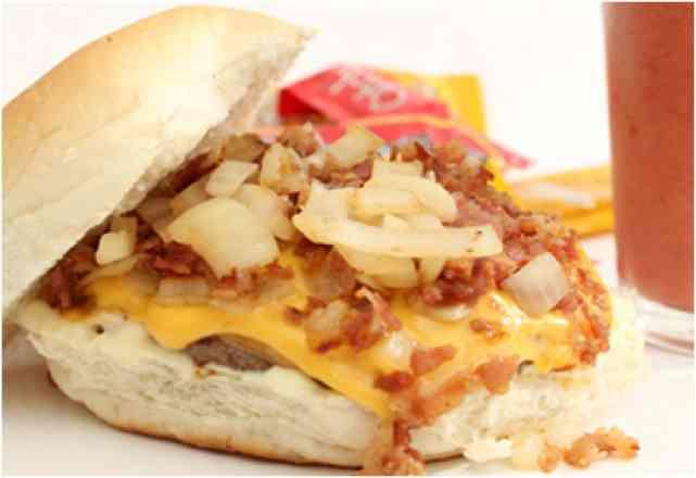 Cheese Hambúrguer De Calabresa