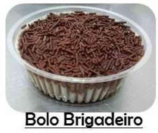 Bolo de Brigadeiro 120g