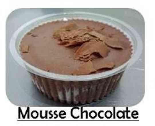 Mousse de Chocolate 120g