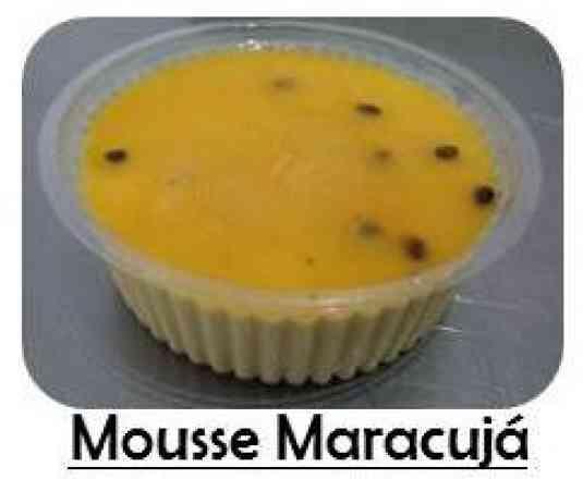 Mousse de Maracujá 120g