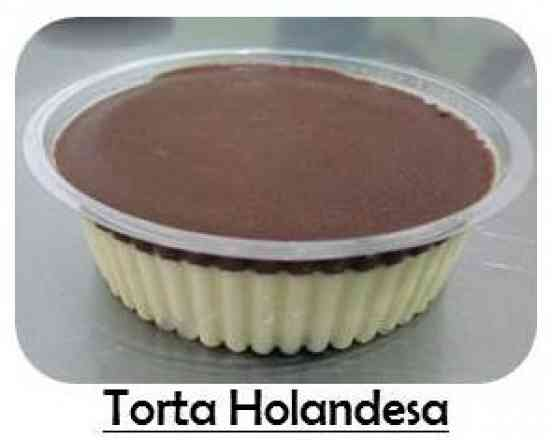 Torta Holandesa 120g