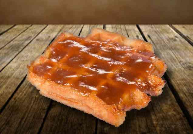 Waffle Caramelo