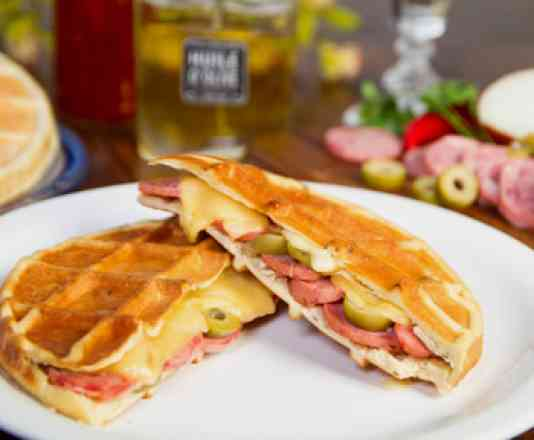 Waffle Salvador