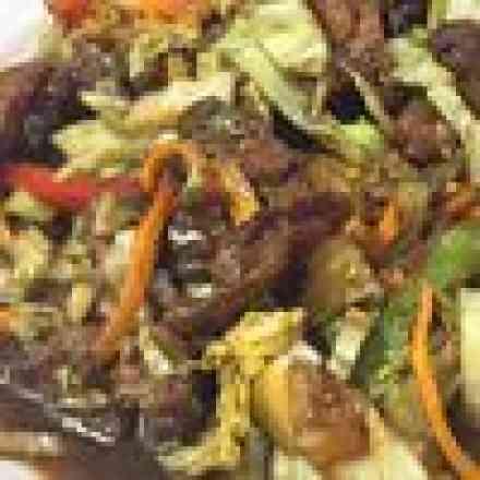 Filé com Legumes - Individual