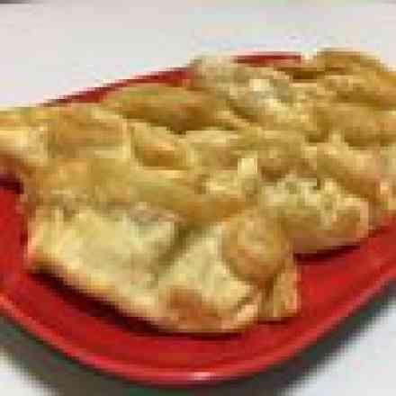 Guioza Suíno - 3 Unidades Fritos