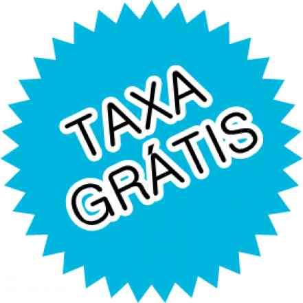 Taxa de Entrega GRÁTIS, por tempo INDETERMINADO!