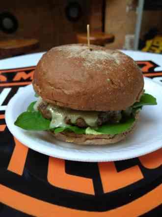 Hambúrguer Mignon