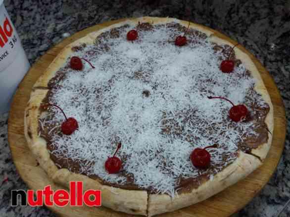 Pizza de Prestígio - Broto