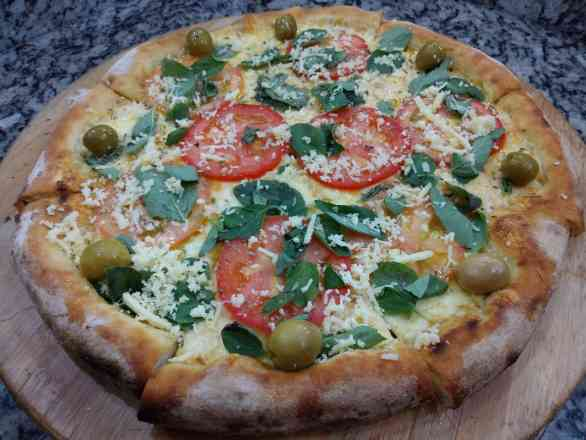 Pizza Marguerita - Grande