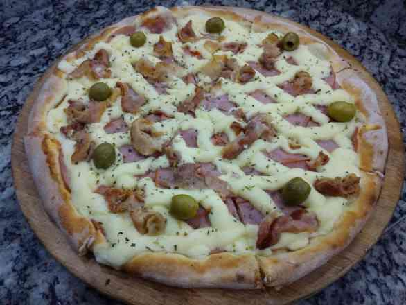Pizza Mexicana - Broto