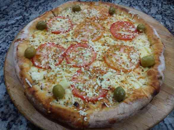 Pizza Napolitana - Broto