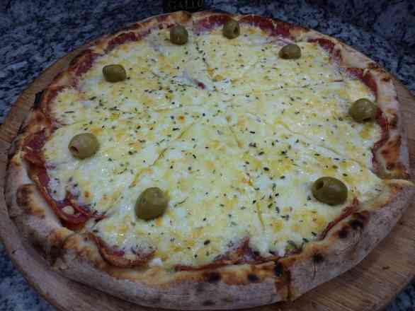 Pizza à Gaúcha - Broto