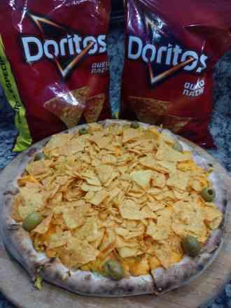 Pizza Bacaritos - Broto