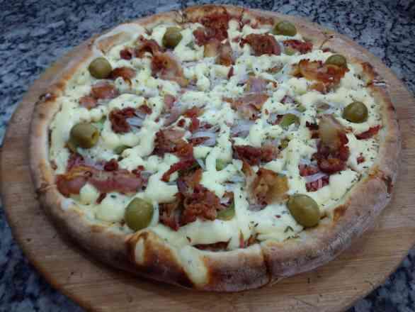 Pizza Cowboy - Grande