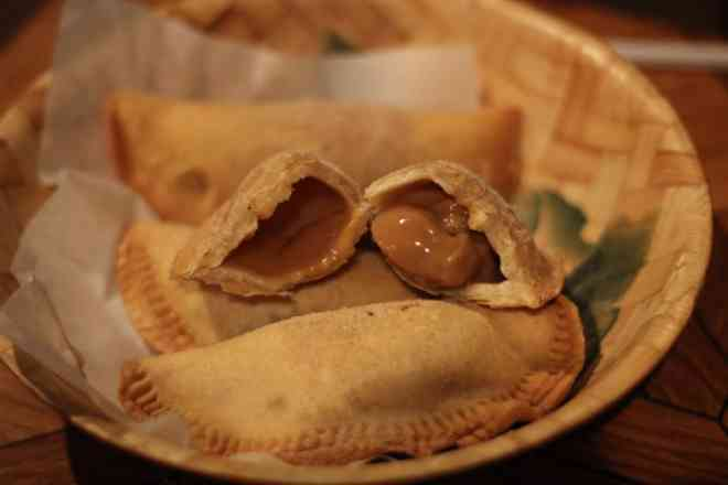 Nas compras realizadas via site, ganhe 1 empanada doce à sua escolha!