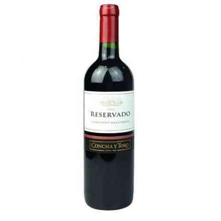 Vinho Concha Y Toro Reservado Cabernet Sauvignon Tinto 750ml