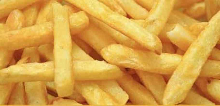 Batata Frita - Meia Porção