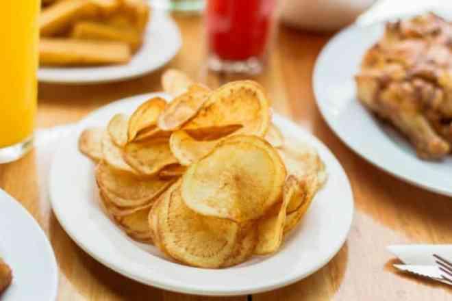 Batata Portuguesa Chips - Meia