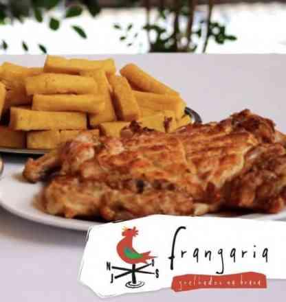Combo Frango Desossado + Polenta + Farofa