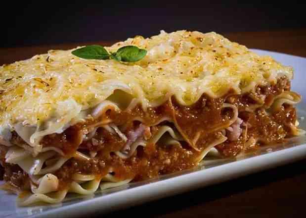 Lasagne de Presunto - 1000ml