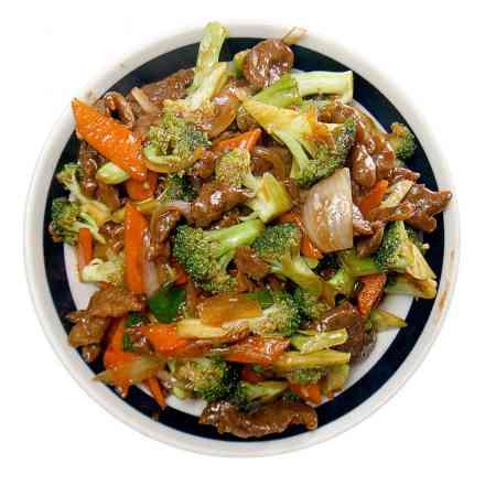20 - Carne com Brócolis - Pequeno