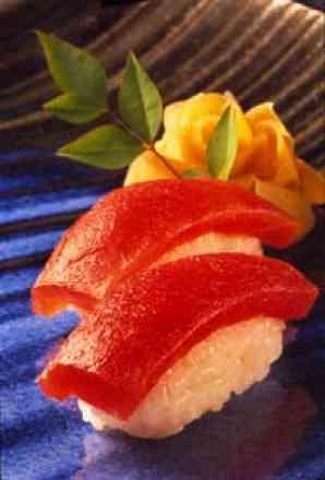 Sushi em Dupla - Atum
