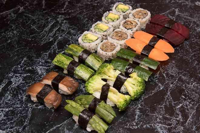 Combinado Vegetariano