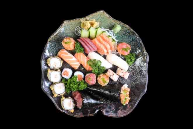 Loucos por Sushi 1