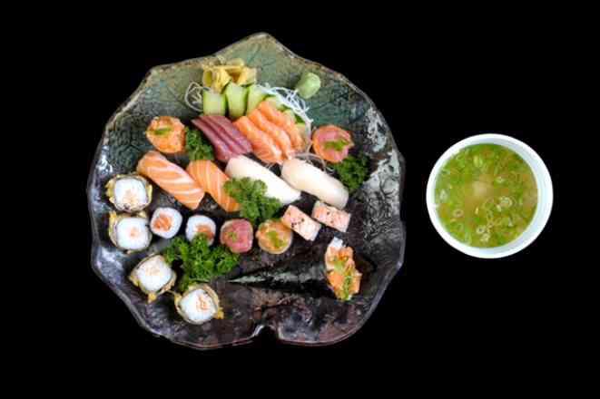 Loucos por Sushi 3