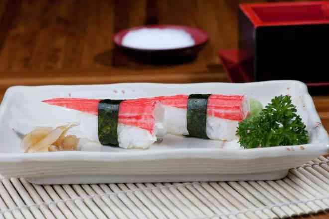 Par Sushi Kani  - 2 Unidades