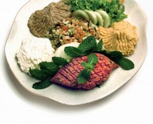 Prato árabe