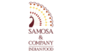 Samosa Company Indian Food! Seu novo APP de delivery de comida.